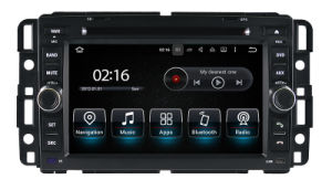 Android 5.1 Car Stereo/GPS Navigator for Hummer H2 pictures & photos