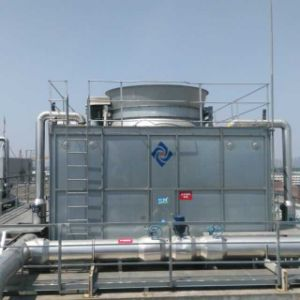 CTI Certified Jnt-350 Series Complete Stainless Steel Cross Flow Cooling Tower pictures & photos
