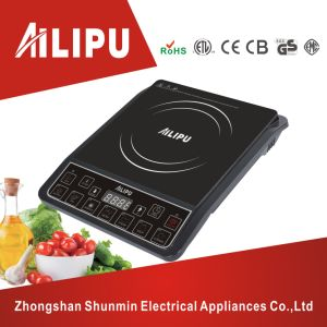 4 Digital Display Button Push Induction Cooker pictures & photos