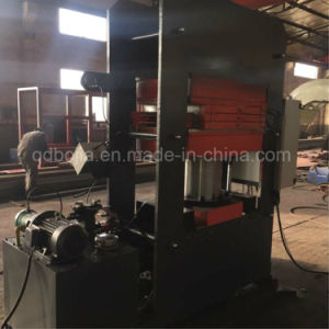 Rubber Mat Making Machine Rubber Plate Vulcanizing Press pictures & photos