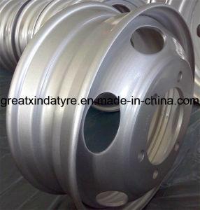 OEM Truck Steel Wheel Rims (Tube & Tubeless) pictures & photos
