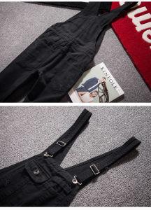 Black Suspender Pant pictures & photos