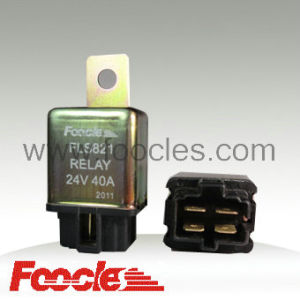 Automotive Relay for Air-Conditioner Metal Shell
