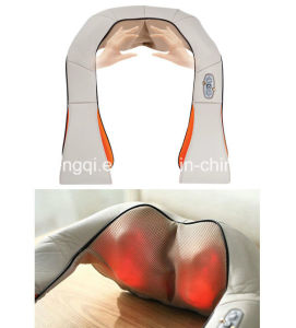 UL Cetified Handheld Heating Electric Shoulder Neck Massager pictures & photos