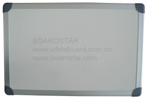 Aluminum Framed Magnetic Porcelain/Ceramic Writing Whiteboard (BSPCG-A)