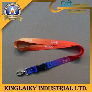 Hot Selling Neck Lanyard with Customized Logo for Gift (KLD-006) pictures & photos