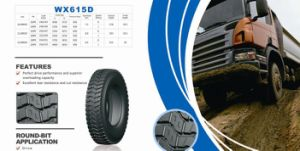 Truck Tire 10.00r20 Wx615D/Truck Tyre pictures & photos