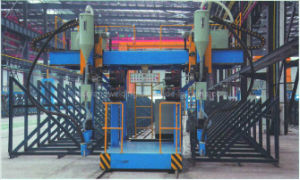 H Beam Cantilever Type Automatic Welding Machine pictures & photos