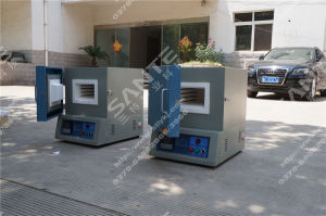 1400c 8liter Laboratory Programmable Muffle Sintering Furnace pictures & photos
