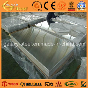 SUS304 2b Cold Rolled Stainless Steel Sheet/Plate