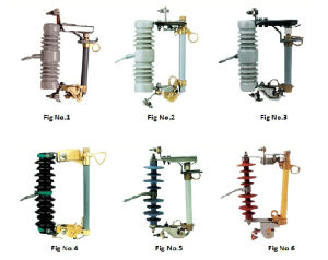 15kv Drop-out Fuse Cutout pictures & photos