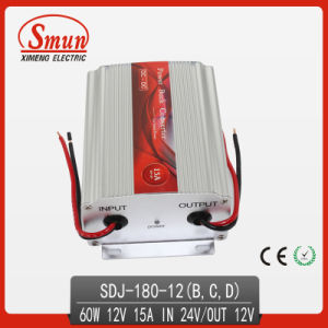 24VDC-12VDC Step Down Converter, 180W Power Supply Converter pictures & photos