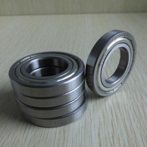 High Precision Zv2 6006zz Deep Groove Ball Bearing pictures & photos