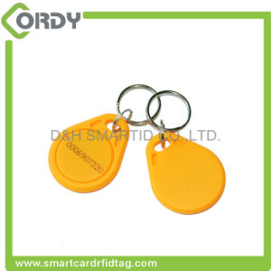 EM4100 EM4200 RFID smart keyfob 125kHz TK4100 pictures & photos