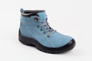 S1p Full Grain Leather/Cow Split Leather Safety Shoes Sy5006 pictures & photos