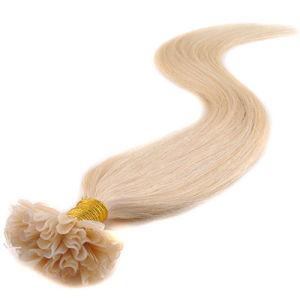 High Quality 100% Human Hair U Tip Hair