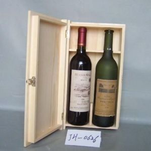 Highend Customized Wooden Red Wine Box with Cheaper Price pictures & photos
