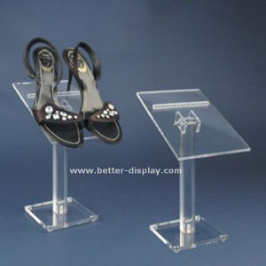 Custom Acrylic Shoes Display Rack pictures & photos