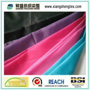 230t/290t/300t Full-Dull Twill Polyester Taffeta pictures & photos