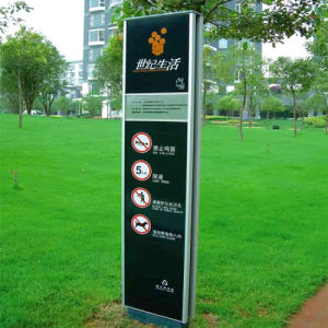 China Real Estate Sign Post Manufacturer pictures & photos
