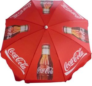 Heart Shape Printing Beach Umbrella (BR-SU-32) pictures & photos
