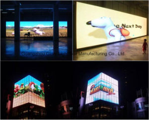 P4.44 Aluminum Cabinet High Quality Rental LED Display pictures & photos