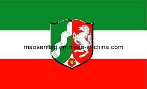 Nordrheinwestfalen Flag, State Flag, National Flag, Province Flag