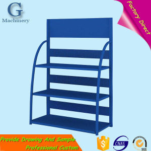 Powder Coating Fabrication Books and Periodicals Rack pictures & photos