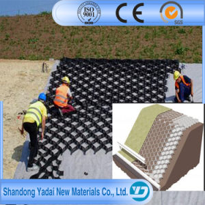 HDPE Geocell / Plastic Geocell Plastic Gravel Grid pictures & photos