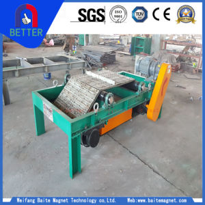 Series Rcyk Armored Self-Cleaning Permanent Magnetic Separator for Iron Ore Processing pictures & photos