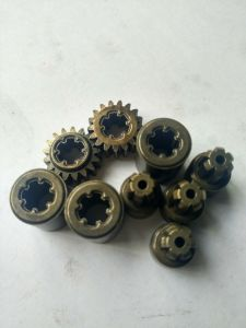 Powder Metallurgy Double Gear for Hand-Operated Electric Drill pictures & photos