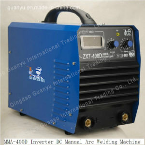 MMA-400d Inverter DC Manual Arc Welding Machine