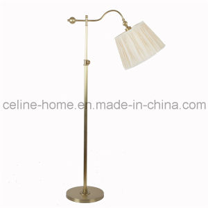 Metal Floor Lamp with Brass Finish (SL82200-1F) pictures & photos