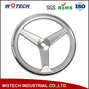 OEM Stainless Steel Handwheel Investment Casting pictures & photos