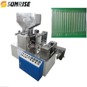 Individual Drinking Straw Packing Machine with Easy Tearing Line pictures & photos