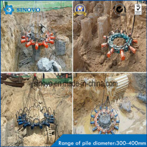 Full Hydraulic Pile Breaker SPF500-B pictures & photos