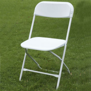 Outdoor Plastic Folding Chair for Party pictures & photos