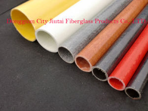 Fiberglass Tube with Deformation Resistance pictures & photos