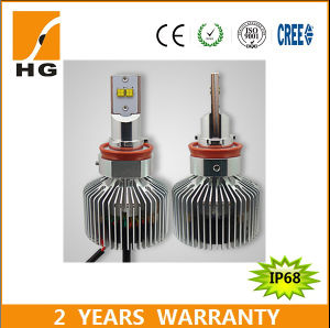 H8 H11 LED 45W Philips Chip Headlight Bulb for Car pictures & photos