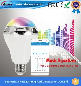 LED Lamp Bluetooth Mini Audio Speaker