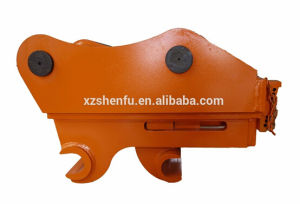 High Quality Manual Quick Hitch for Excavator Mechanical Quick Coupler pictures & photos
