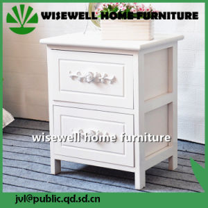 Bedroom Furniture Cupboard with 2 Drawer (W-CB-427) pictures & photos