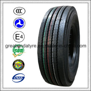 10r22.5 Tubeles/Steel/Radial TBR Tyres with Rib Pattern for High Way pictures & photos