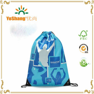 2016 Hot Products Sport Drawstring Bag, Nylon Drawstring Bag Gym Sack pictures & photos