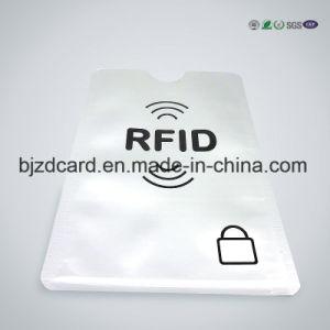 Waterproof Credit Card Passport Debit Cards Protector RFID Scan Blocking Sleeve pictures & photos