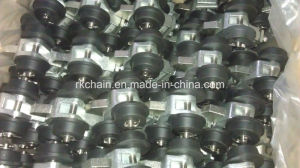 Plastic Wheel Trolley/Pulley/Bearing for Chain Conveyors pictures & photos