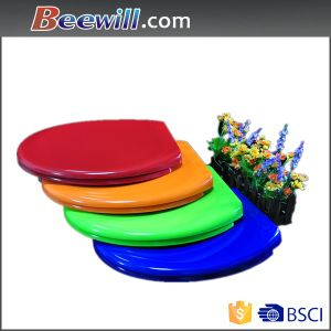Duroplast Printed Soft Close Toilet Seat Novelty Toilet Seat pictures & photos