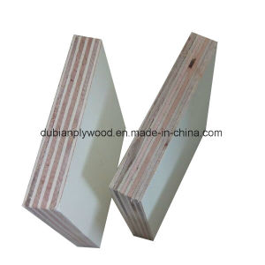 Melamine Laminated Plywood/ Wholesale Furniture Melamine Paper Plywood/Wood Products pictures & photos