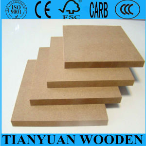 3mm Plain MDF Manufacturer, Raw MDF pictures & photos