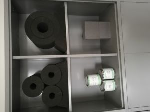 Cryogenic Insulation Foam Glass Tile for American Standard pictures & photos